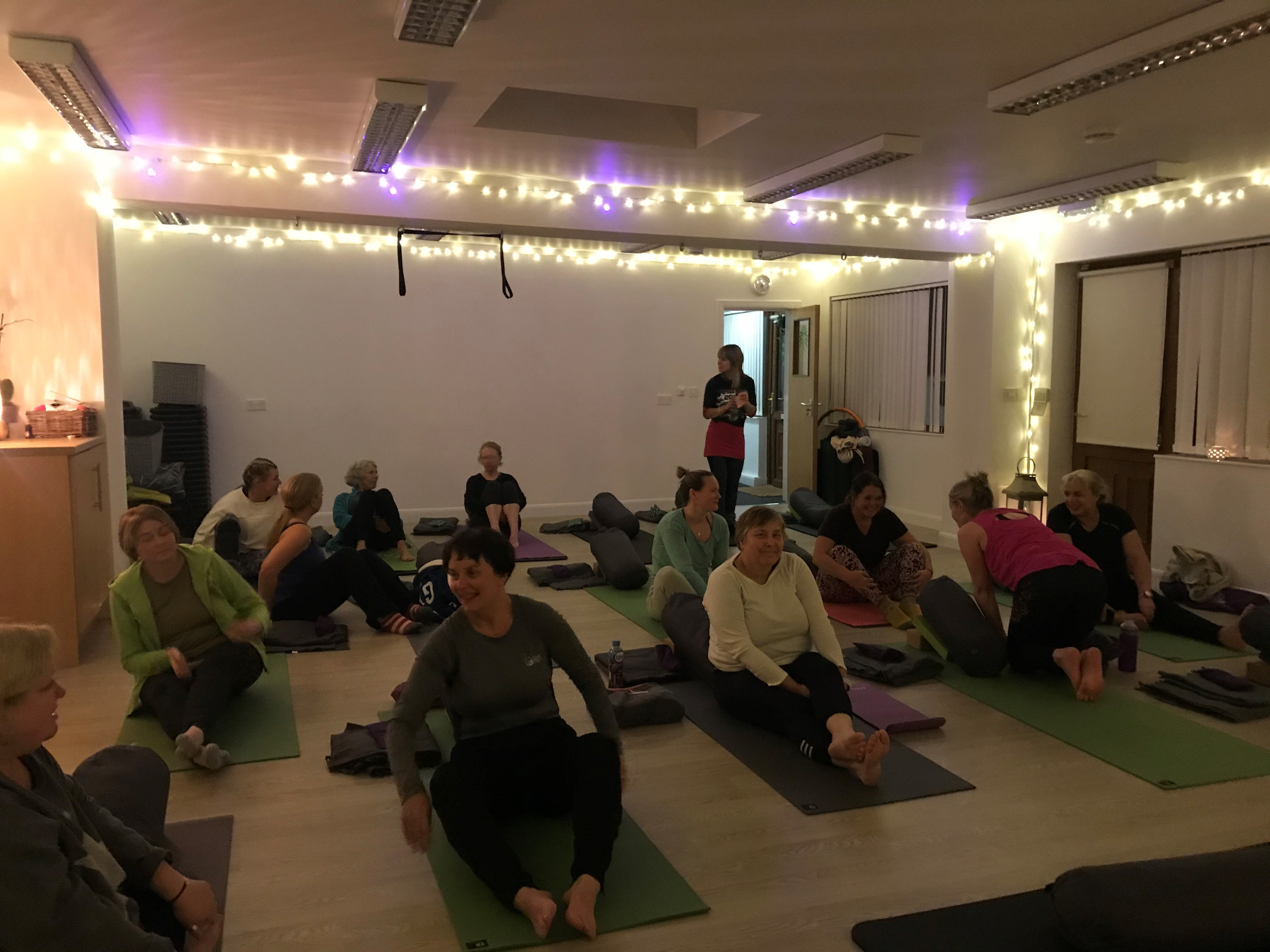 Yoga and Pilates Beginners Classes in Penistone