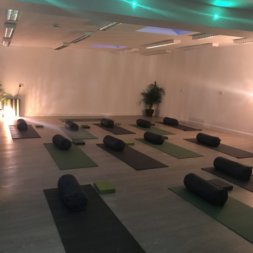 Yoga and Pilates Classes in Penistone